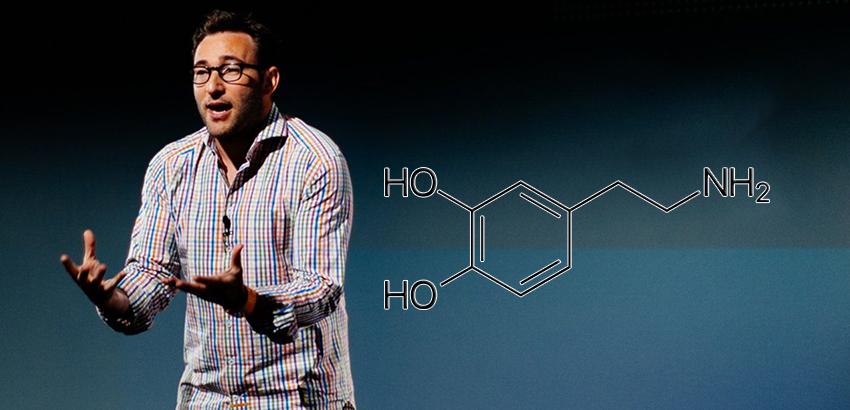 دوپامین اعتیادآور نیست؛ سایمون سینک چرت میگوید