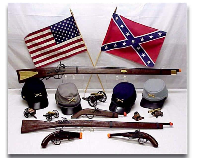جنگ شمال و جنوب آمریکا