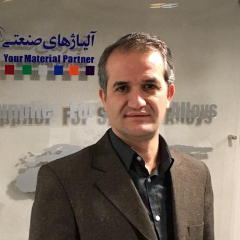 علی شیرودی