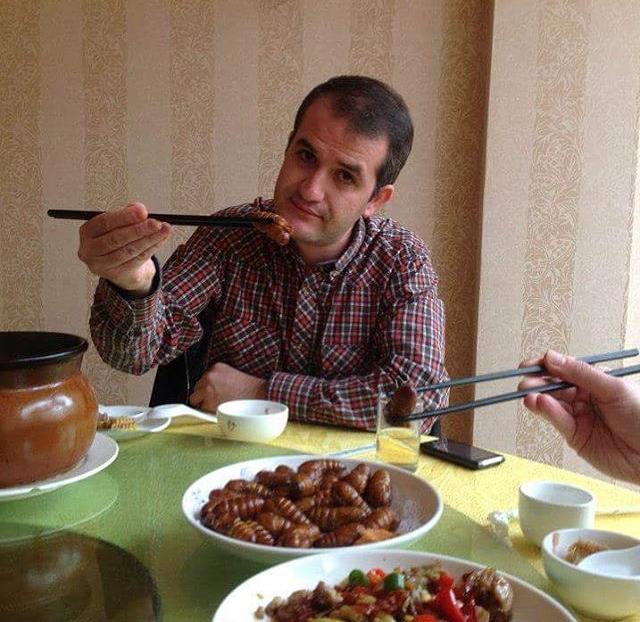 چین ، سفرسوم - قسمت هفدهم