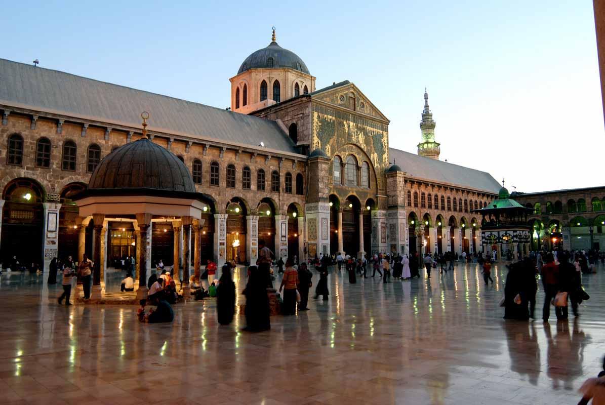 سفرنامه سوریه - قسمت سوم