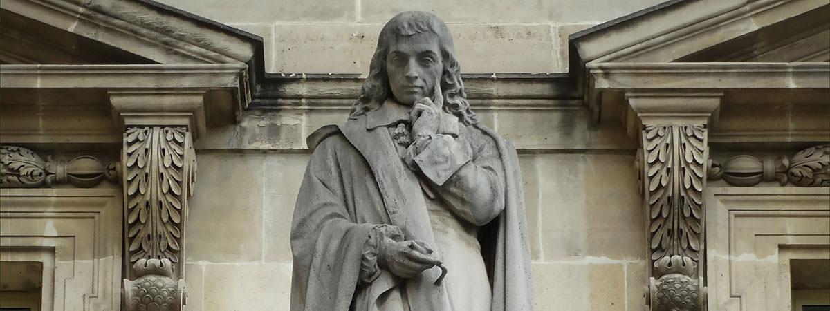 بلز پاسکال - ریاضیدان، فیزیکدان و فیلسوف