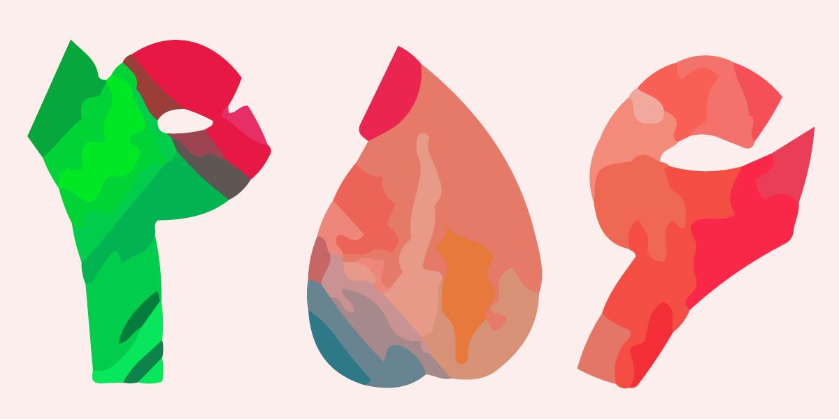 زیبایی و رنگ در فونتهای فارسی «رویای رنگارنگ»