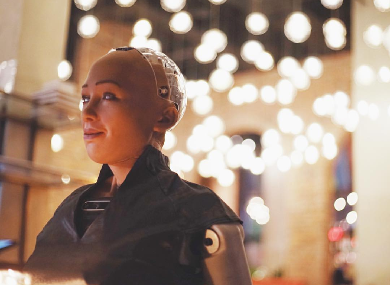 سوفیا ، شهروندی از جنس ربات