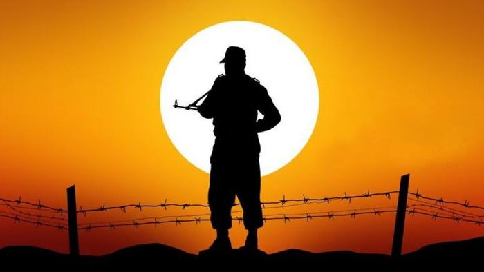 شروع زندگی سربازی (دوران آموزشی)