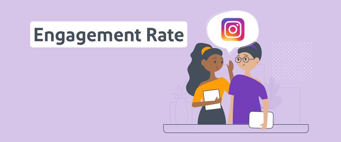 اینگیجمنت ریت پیج اینستاگرام (محاسبه Engagement Rate)