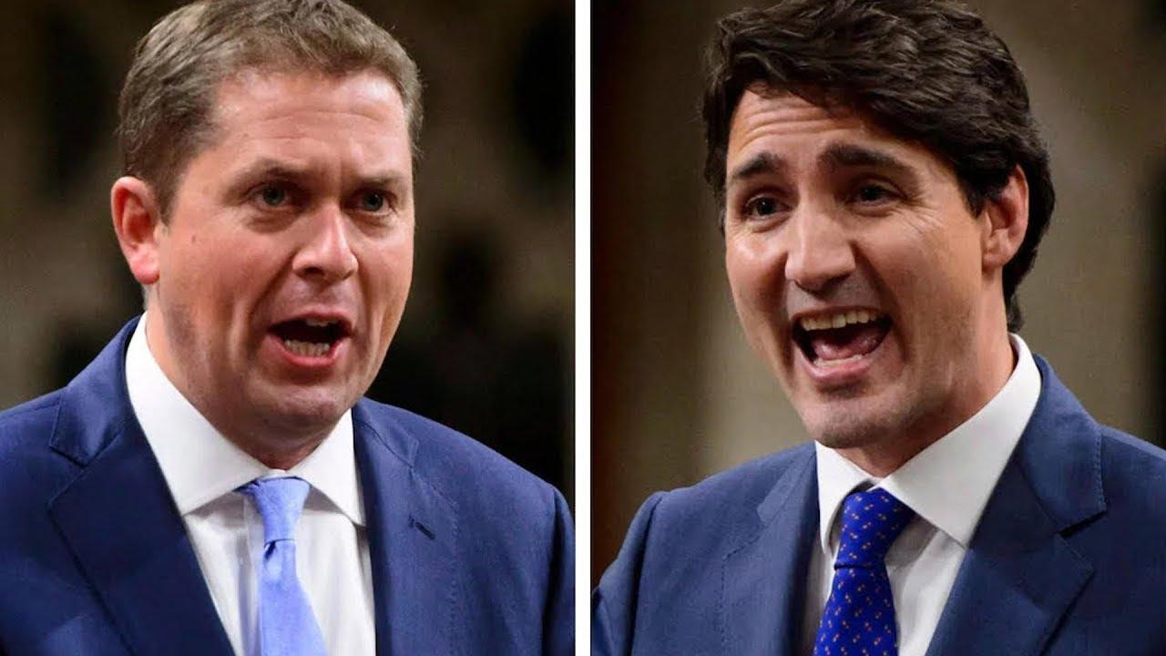 انتخابات ۲۰۱۹ کانادا؛ نبرد ترودو و شیِر