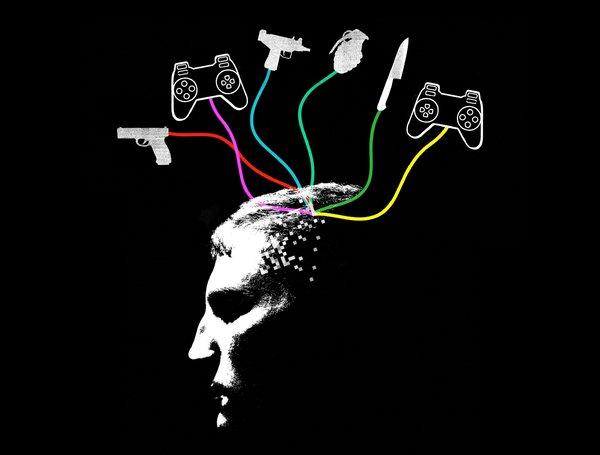 فلسفه دیوانگی،خشونت میراث شوم بازی های ویدیویی؟