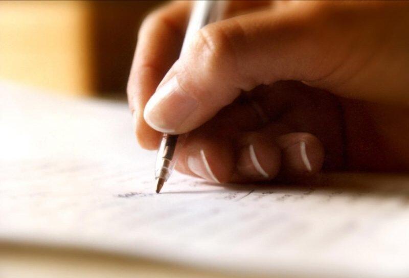 نوشتن مهار آرزوهاست، مهار آرزوهای محال و جبران ناکامیها.