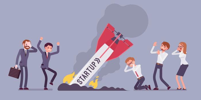 3 دلیل مهم برای اینکه چرا استارتاپ تان شکست می خورد و راه کارهای آن