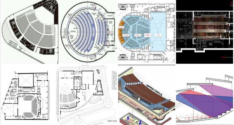 6 اصل اولیه برای طراحی یک تئاتر خوب