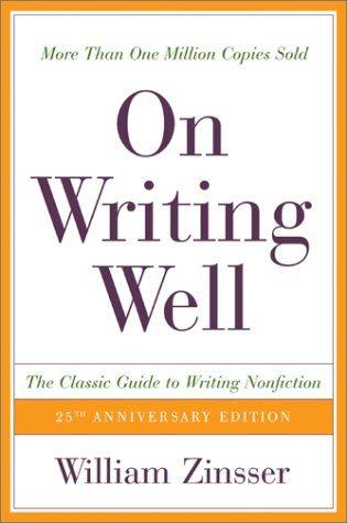 درباره خوب نوشتن