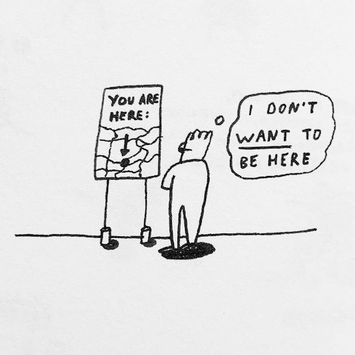 من نمیخوام اینجا باشم - Yallah