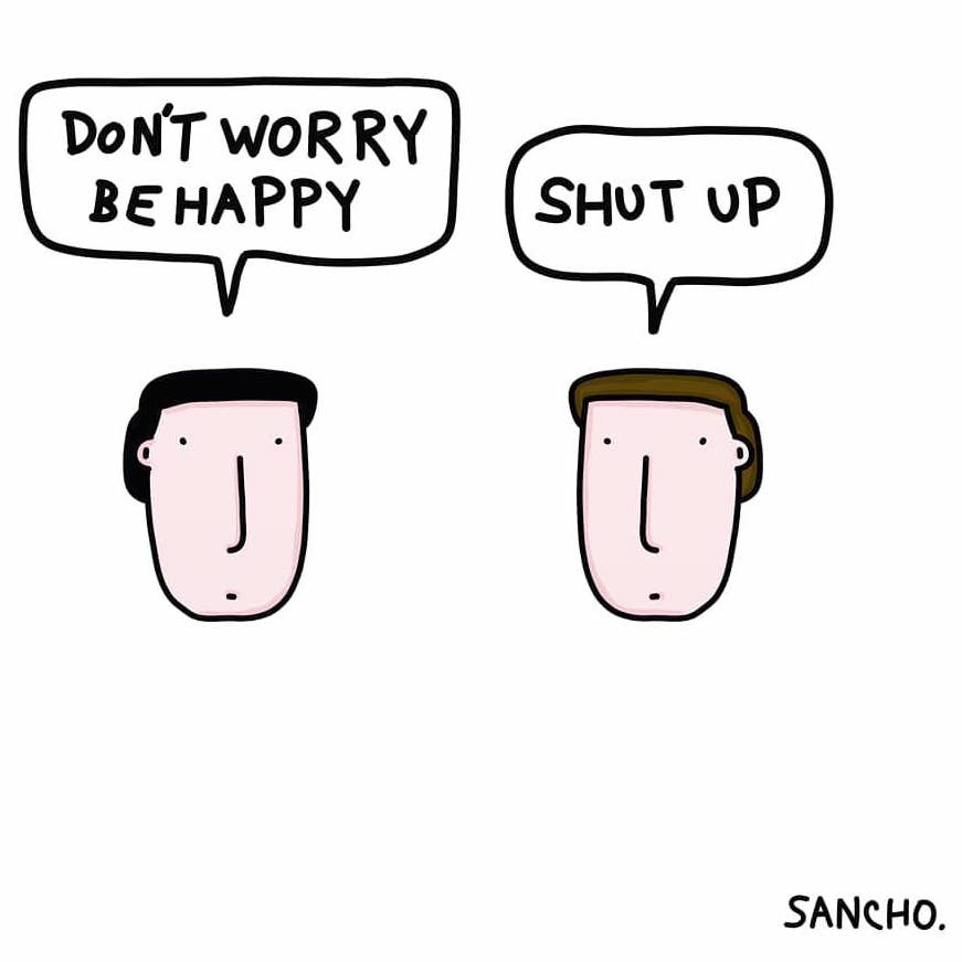 نگران نباش! - سانچو