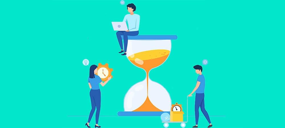 مدیریت زمان برای برنامه نویسان (صاعقه رشد)