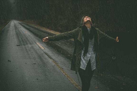داستان من و باران