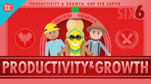 اقتصاد چطور رشد میکند؟ (نقش بهرهوری در اقتصاد)