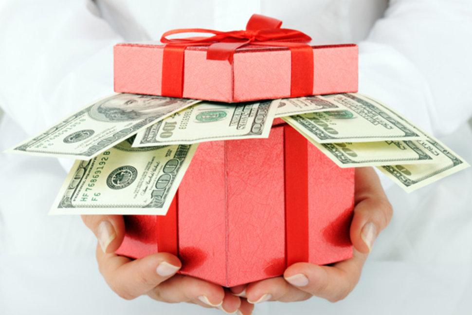 چرا نباید به جای هدیه پول داد!!!