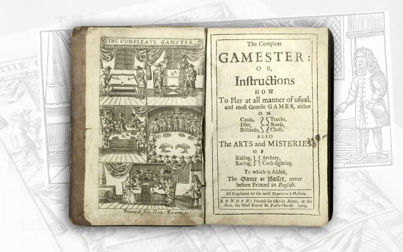 معرفی کتاب The Compleat Gamester
