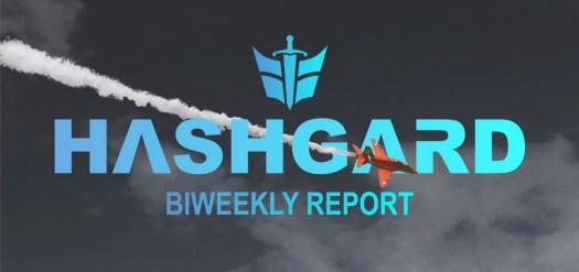گزارش هفتگی هشگارد ( ۵ اوت - ۱۸ اوت )
