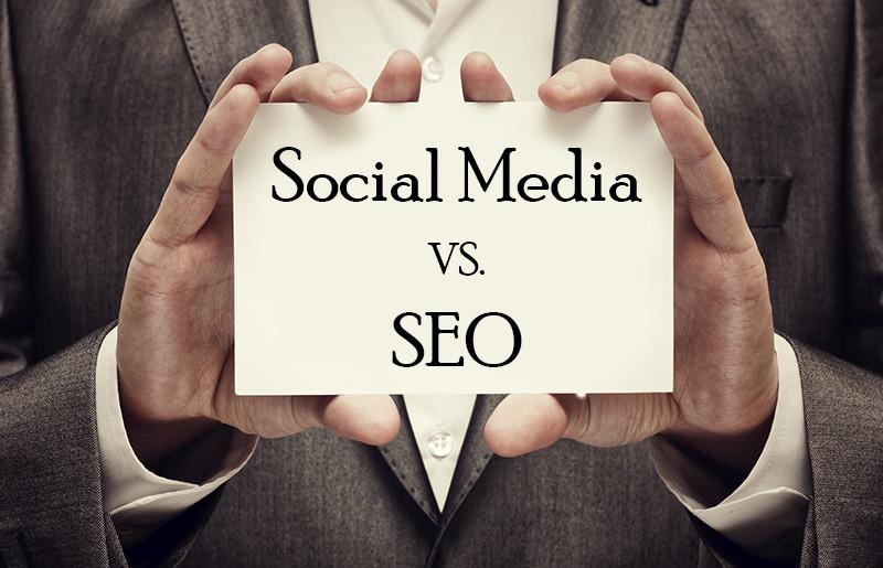 سئو یا رسانه های اجتماعی؟ مسئله این است