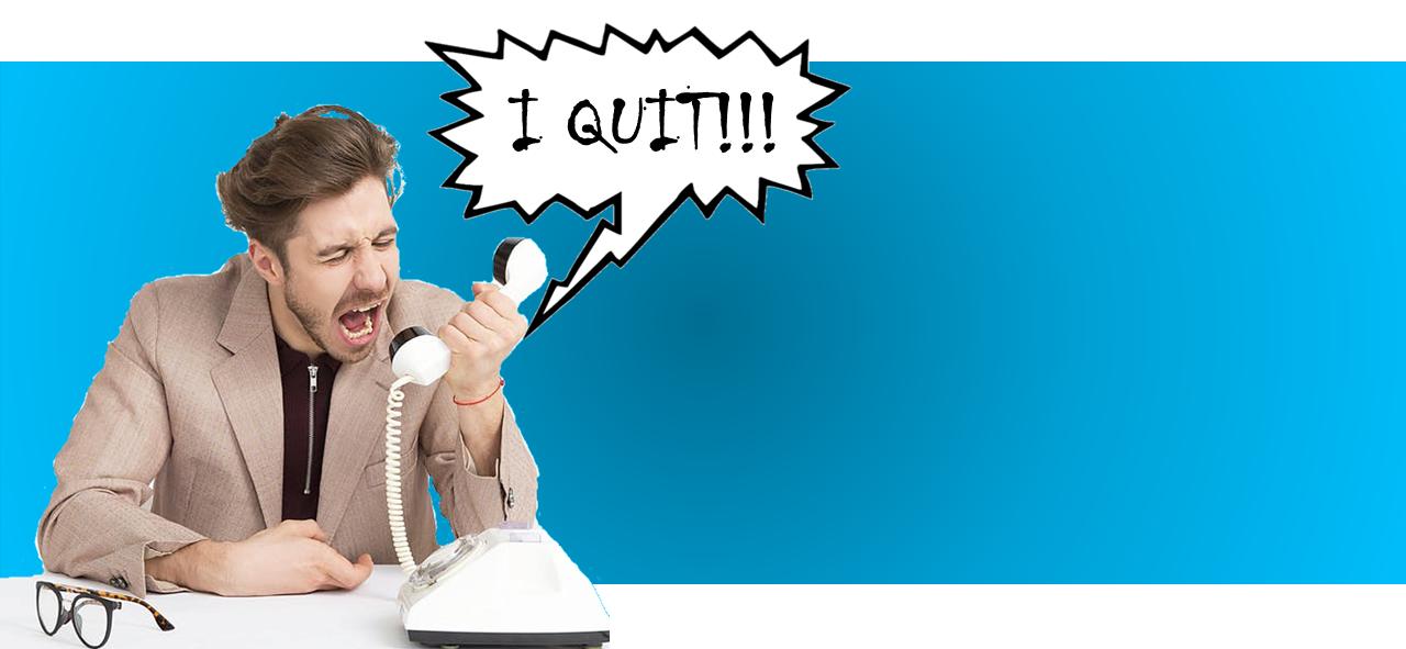 آیا باید از سمت فعلی استعفا بدم قبل از اینکه با کارفرمای جدیدی وارد قرارداد بشم؟