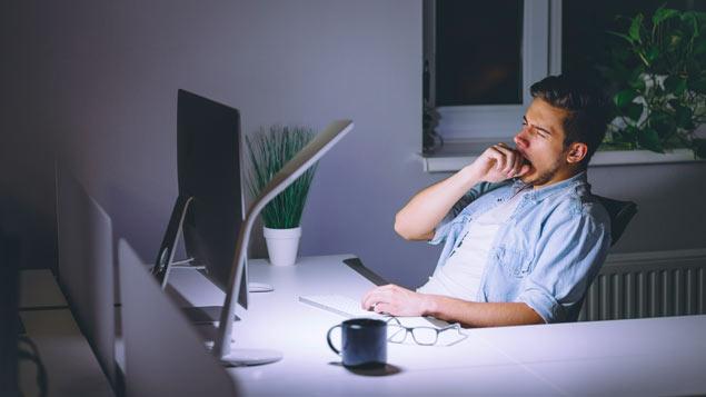 چرا برنامه نویسان باید 5 ساعت در روز کار کنند