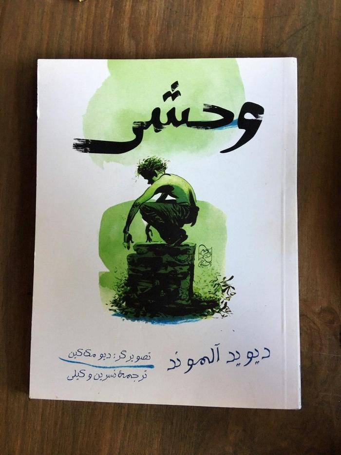 وحشی؛کتابی برای شناخت خشم و غم نوجوانان