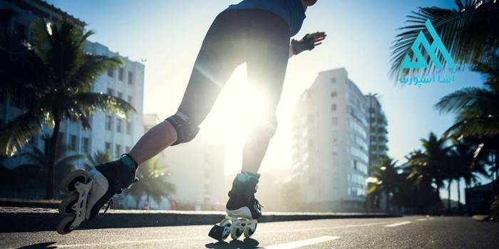 مزایای ورزش اسکیت