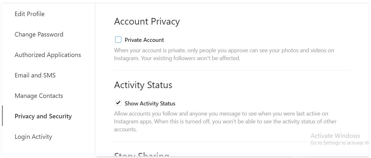 جلوگیری از هک شدن اینستاگرام , افزایش امنیت در شبکه های اجتماعی
