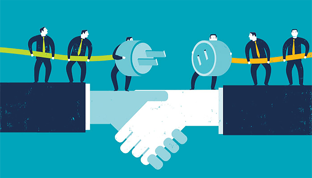 Establish a two-way relationship with the customer