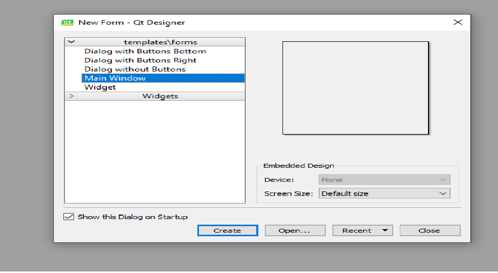 چطوری یه برنامه گرافیکی در پایتون درست کنیم؟!