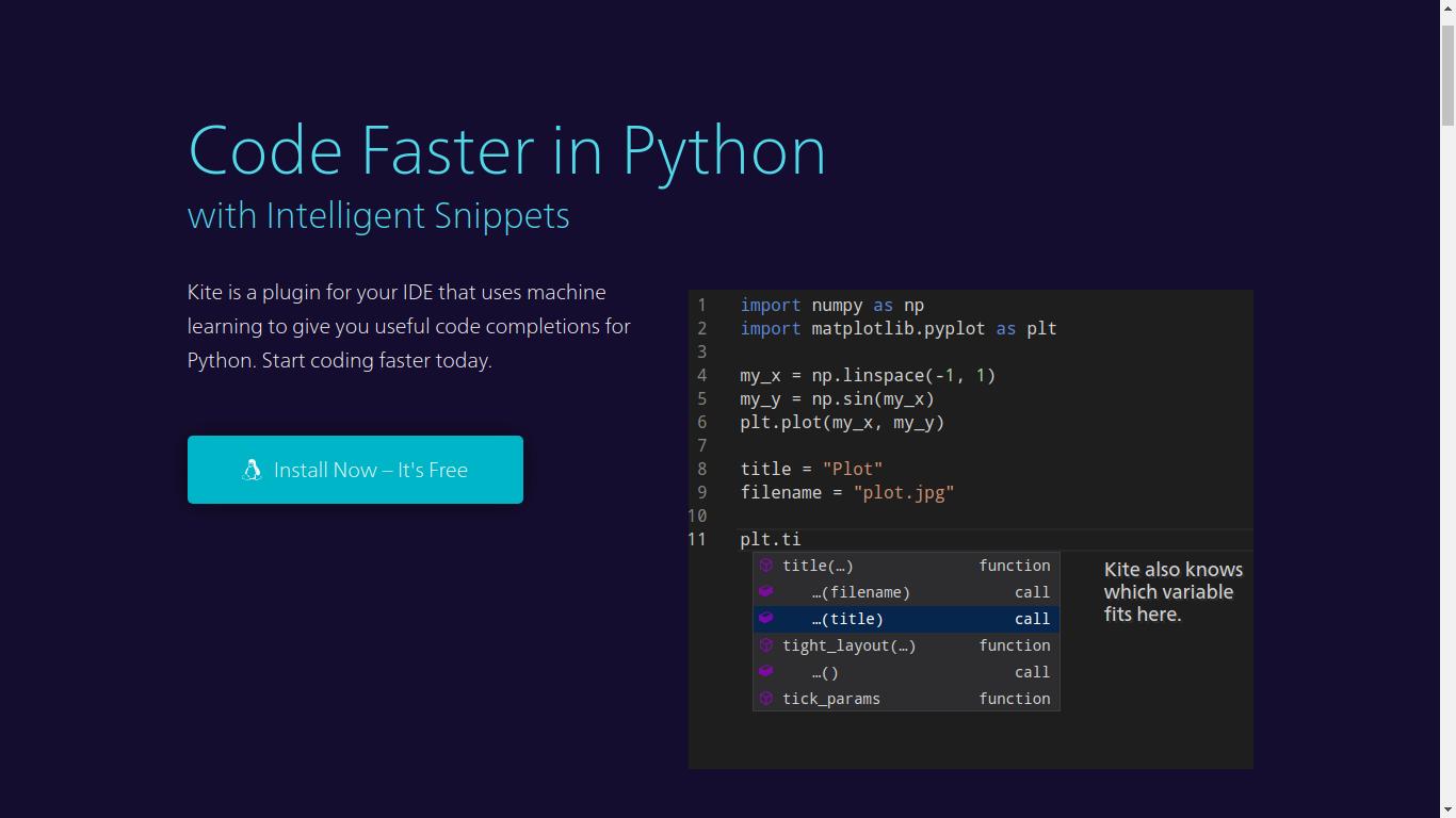 از هوش مصنوعی استفاده کن و راحت پایتون کد بزن!