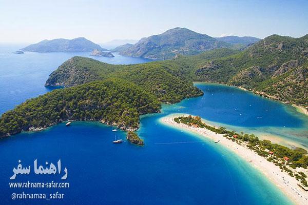 ساحل پاتارا ترکیه