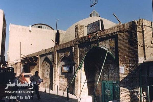 مسجد و مدرسه حکیم باشی