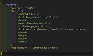 ایجاد کردن snippets های خودمون در VSCode ( قسمت دوم )