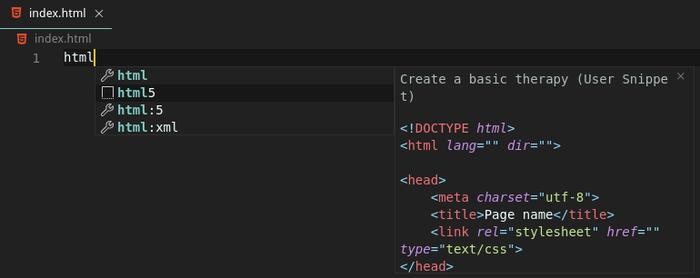 ایجاد کردن snippets های خودمون در VSCode  ( قسمت اول )