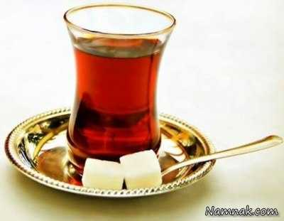 یک لیوان چای