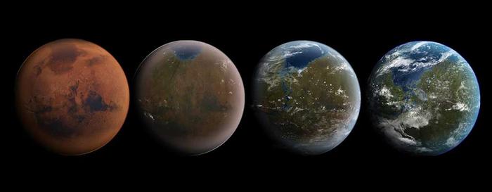 مریخ و زمین؛ مناظرهای در دو چهارچوب