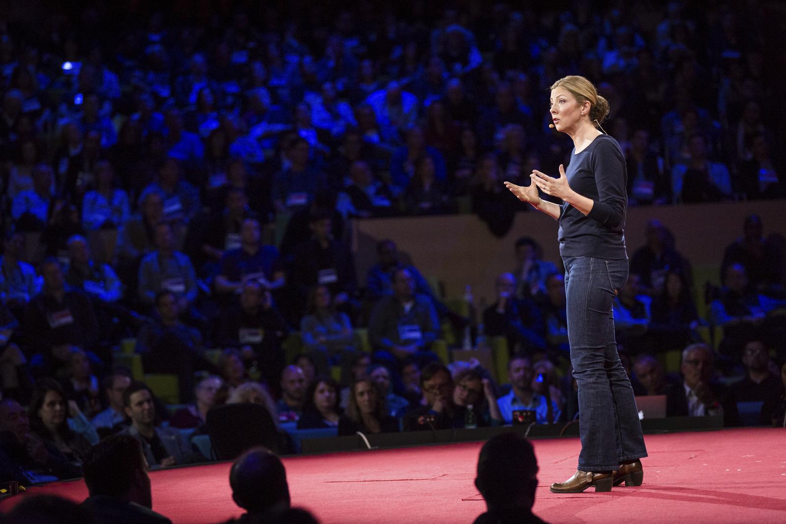 « تد » بهترین دانشگاه دنیا برای یادگیری سخنرانی