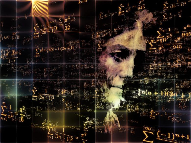 دکارت باور داشت تنها راه ما برای درک حقیقت از طریق ریاضیات است، چون ادراکهای ما غیر قابل اعتماد هستند.