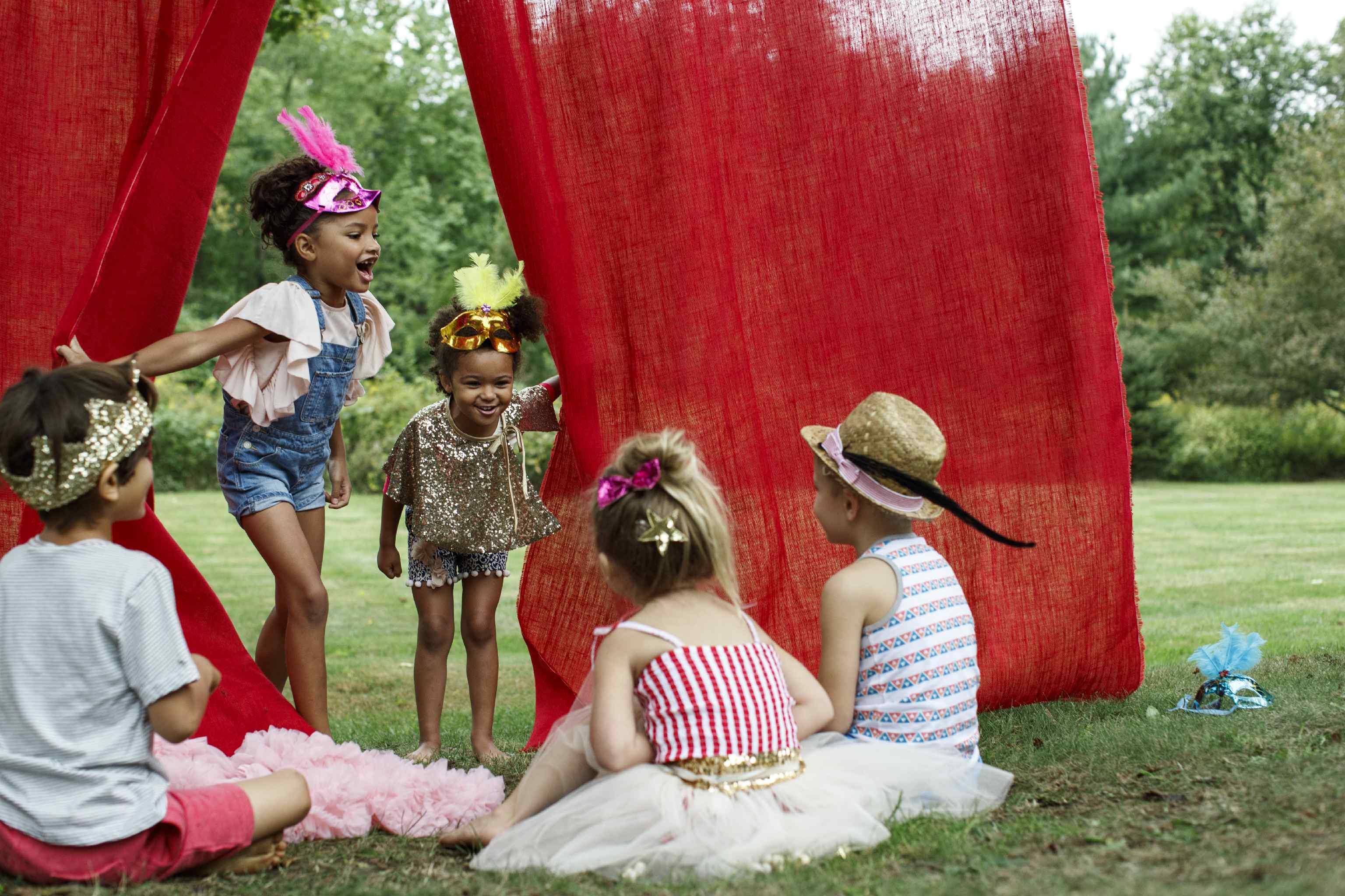 ۱۰ راه برای افزایش خلاقیت در کودک