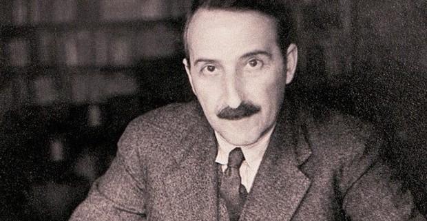 Karamsar yazar Stefan Zweig