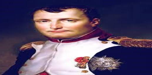 Tarihin En Hırslı Adamı: Napolyon