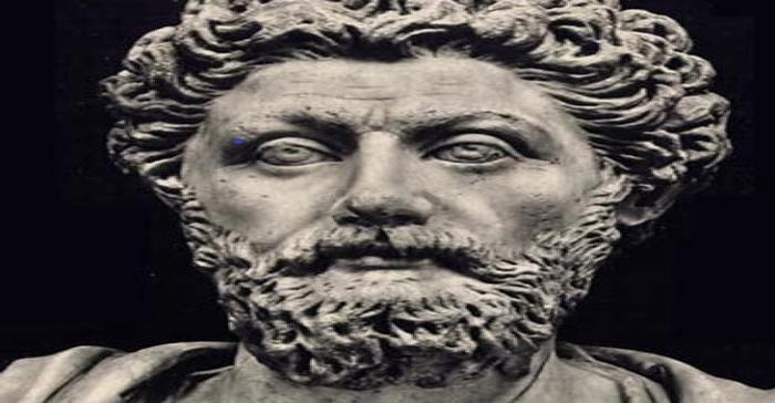 Barbarlık çağının bilge hükümdarı Marcus Aurelius