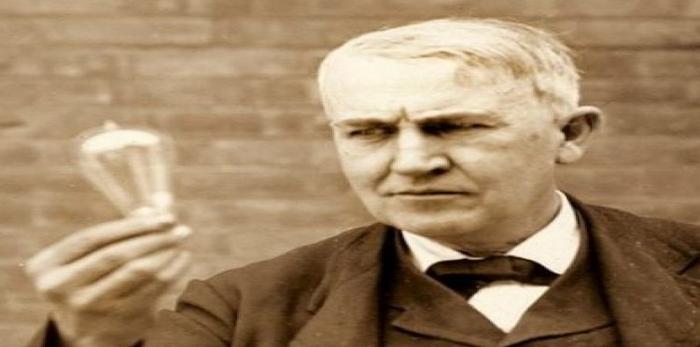 Edison: Ticaretle bilimi birleştiren adam