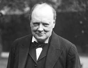 Zorlu zamanların sinsi politikacısı Winston Churchill