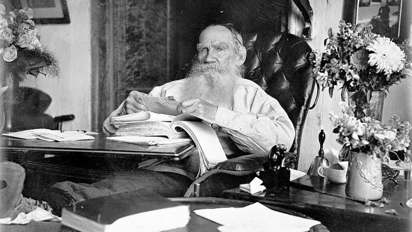 Tuhaf bir bilge: Lev Nikolayeviç Tolstoy