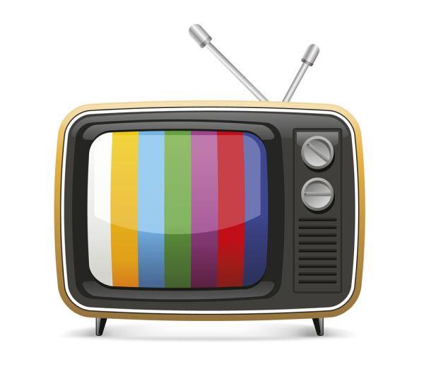 تلفيزيون!