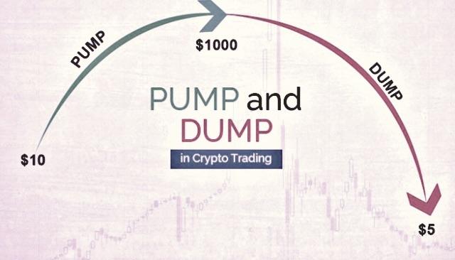 پامپ و دامپ Pump and Dump
